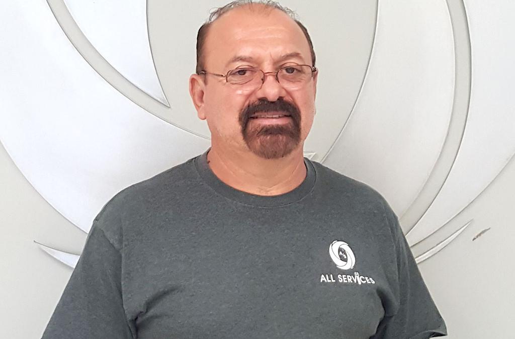 Technician Profile: Vincent