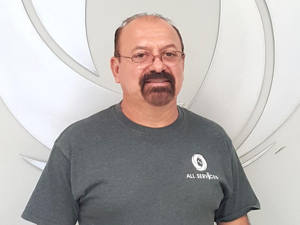 Technician Profile Vincent All Services Houston Best