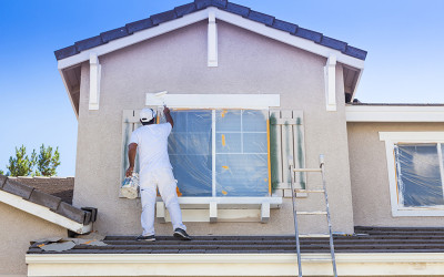 Watch Out For This: Exterior Painting in the Summer Heat